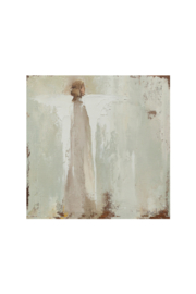 The Birds Nest PURE NOTECARDS WITH ANGELS - Front full body