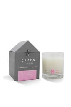 Trapp Candles Pure Peony Candle - Alternate List Image