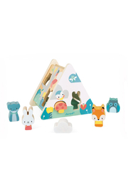 Janod  Pure Shape Sorter - Front cropped