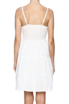 Shoptiques Product: Tiered Babydoll Dress