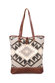 Myra Bags Pure Tote Bag - Product Mini Image