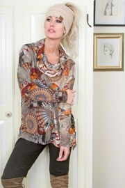 Pure Essence Cowl Neck Pullover - Product Mini Image