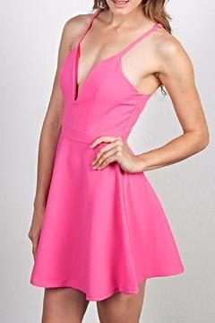Pure Hype The Pink Dress - Product List Image