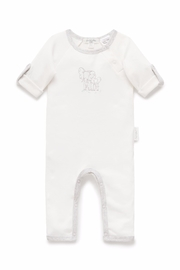Purebaby Elephant Growsuit - Product Mini Image