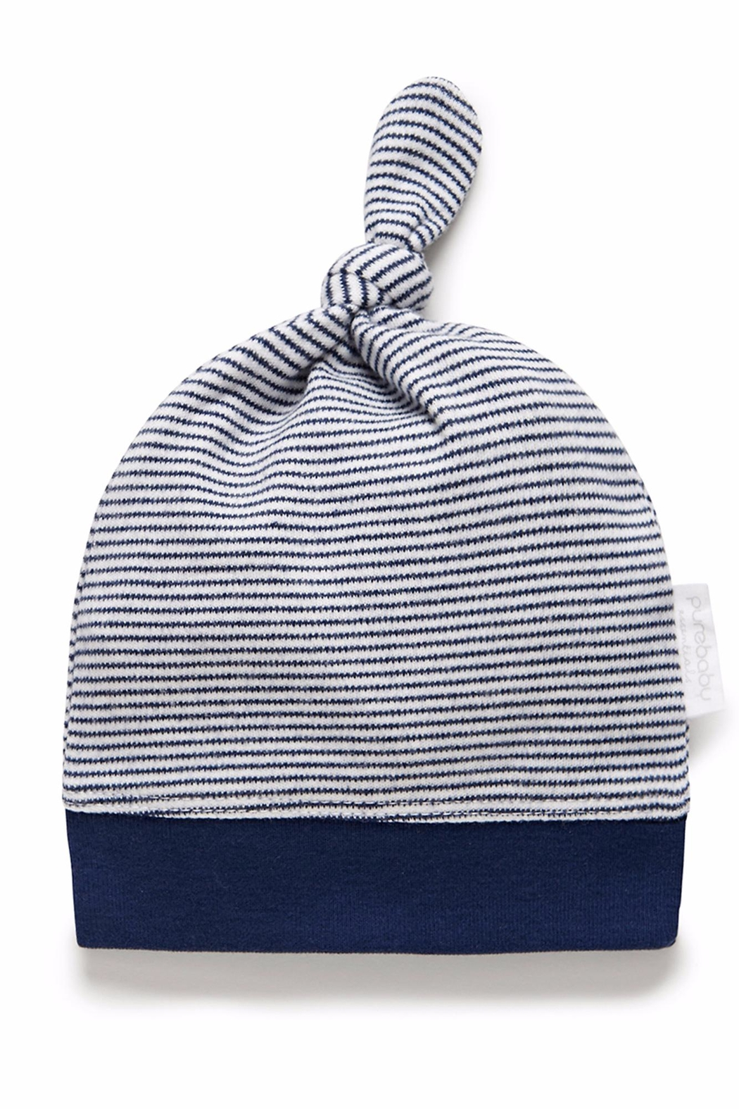 b271a148ed8 Purebaby Knot Hat from Melbourne by PureBaby — Shoptiques