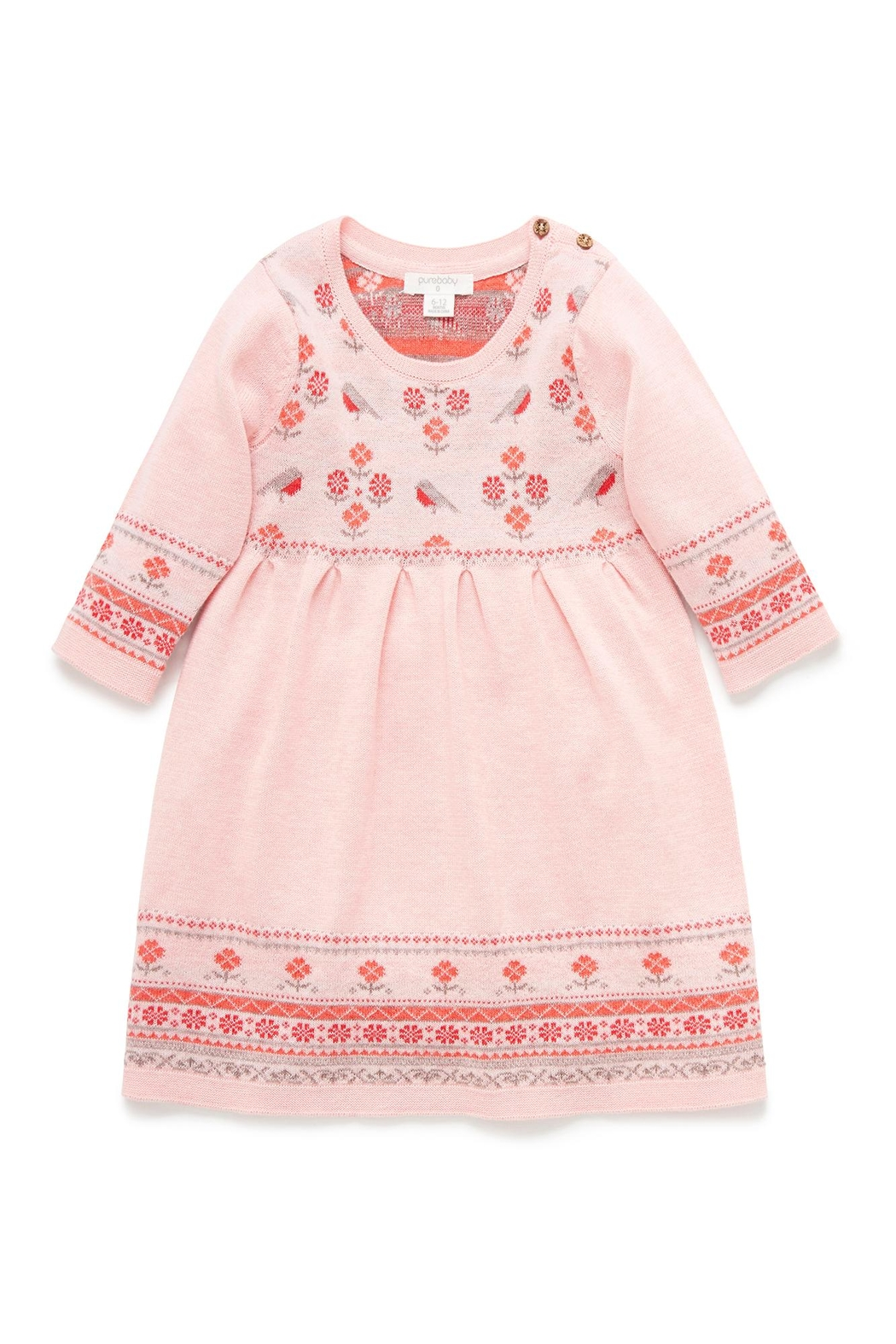 Purebaby Robin Dress - Main Image