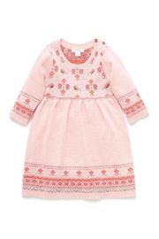 Purebaby Robin Dress - Front cropped