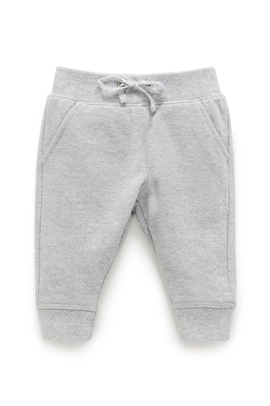 Purebaby Sparkle Track Pant - Main Image