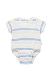 Purebaby Whiskers Bodysuit - Product Mini Image