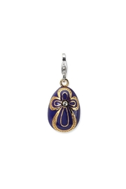CDO  Purple Egg Charm - Product Mini Image