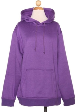TIC:TOC Purple Hooded Sweater - Product List Image