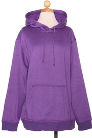 TIC:TOC Purple Hooded Sweater - Product Mini Image