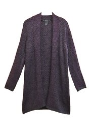Focus 2000 Purple Long Sweater - Product Mini Image