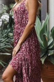 Not Available: Purple Maxi Dress, featured at RMNOnline Fashion Group (#RMNOnline)