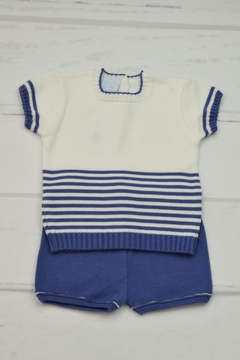 Granlei 1980 Purple & White Outfit - Product List Image