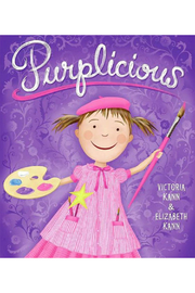 Harper Collins Publishers Purplicious - Front cropped