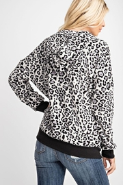 143 Story Purrfect Hoodie - Front full body