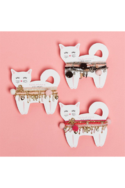 Cupcake and Cartwheels Purrr-fect Kitty Bracelet Set - Product Mini Image
