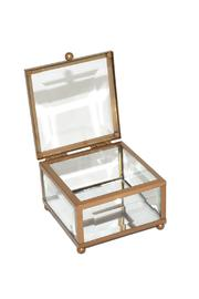 Purseonality Beveled Glass Box - Side cropped