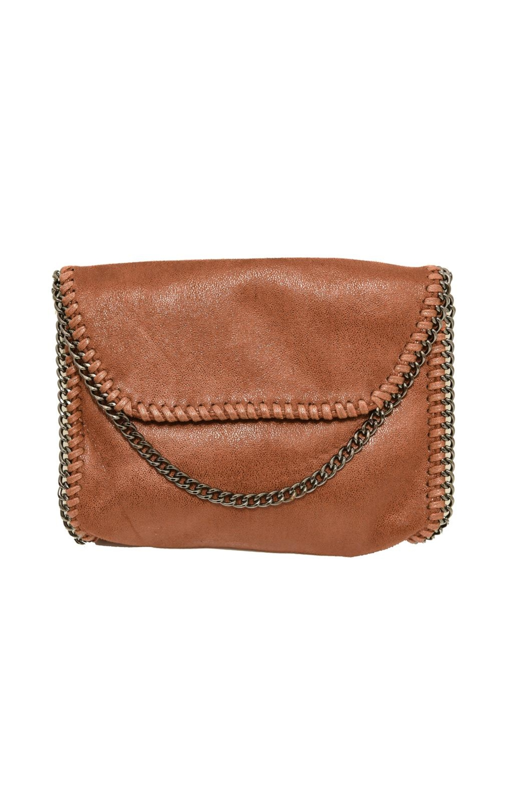 Purseonality Chain Crossbody - Front Cropped Image
