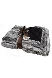 Purseonality Luxury Couture Throw - Front full body
