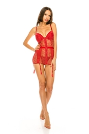 best underwear Push-up Babydoll - Front cropped