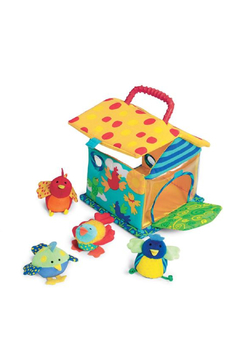 Manhattan Toy Company Put and Peek Birdhouse - Product List Image
