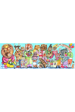 Djeco Puzzle Gallery King's Party 100 Piece Puzzle - Alternate List Image