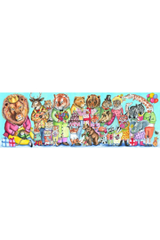 Djeco Puzzle Gallery King's Party 100 Piece Puzzle - Product Mini Image