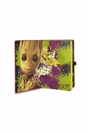 Pyramid America Baby Groot Notebook - Side cropped