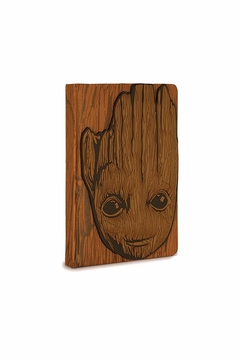 Shoptiques Product: Baby Groot Notebook