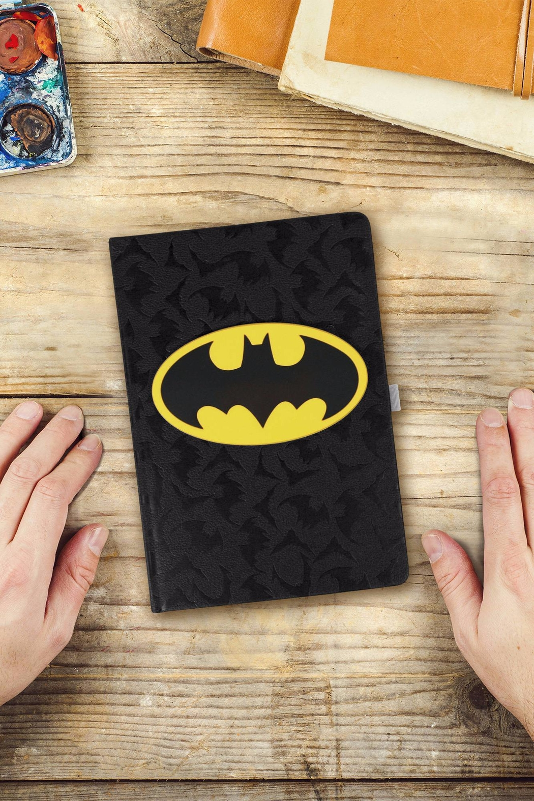 Pyramid America Batman Notebook - Front Full Image