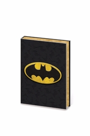 Pyramid America Batman Notebook - Front cropped