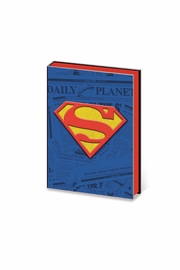 Pyramid America Superman Notebook - Front cropped
