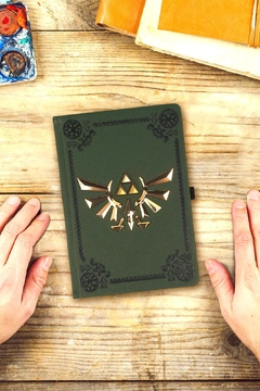 Pyramid America Zelda Hyrule Notbook - Alternate List Image