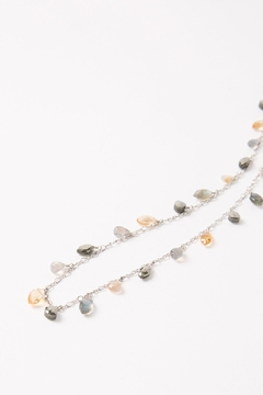 Chan Luu Pyrite Mix Necklace - Product List Image