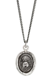 Pyrrha Talisman Necklace - Product Mini Image