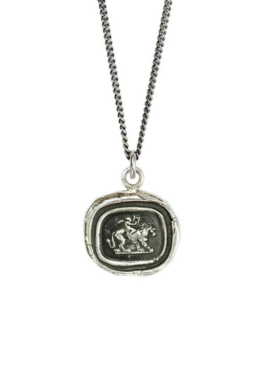 Pyrrha Talisman Necklace - Front Cropped Image