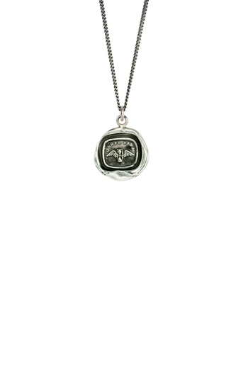 Shoptiques Product: Sterling Silver Pendant - main