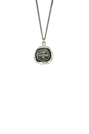 Shoptiques Product: Sterling Silver Pendant