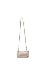 Joy Susan  Python Crossbody Wristlet - Front full body