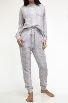 Fornia Python LS & Jogger Lounge Set - Product List Image