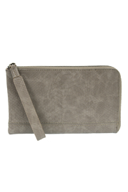 Joy Susan  Python zip wristlet - Product Mini Image