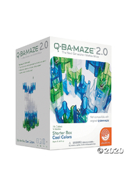 MindWare Q-BA-Maze 2.0: Starter Box Cool Colors - Product Mini Image