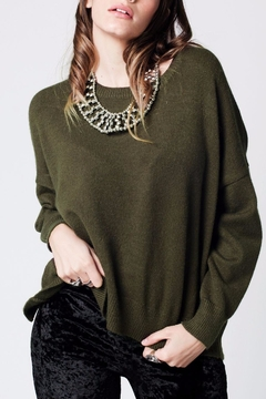 Shoptiques Product: Olive Sweater