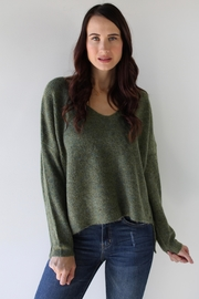 Q2 Ski Bunny Sweater - Front cropped