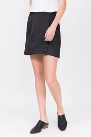 Qi Jenna Wrap Skirt - Front cropped