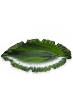 Shoptiques Product: Small Green-Leaf Platter