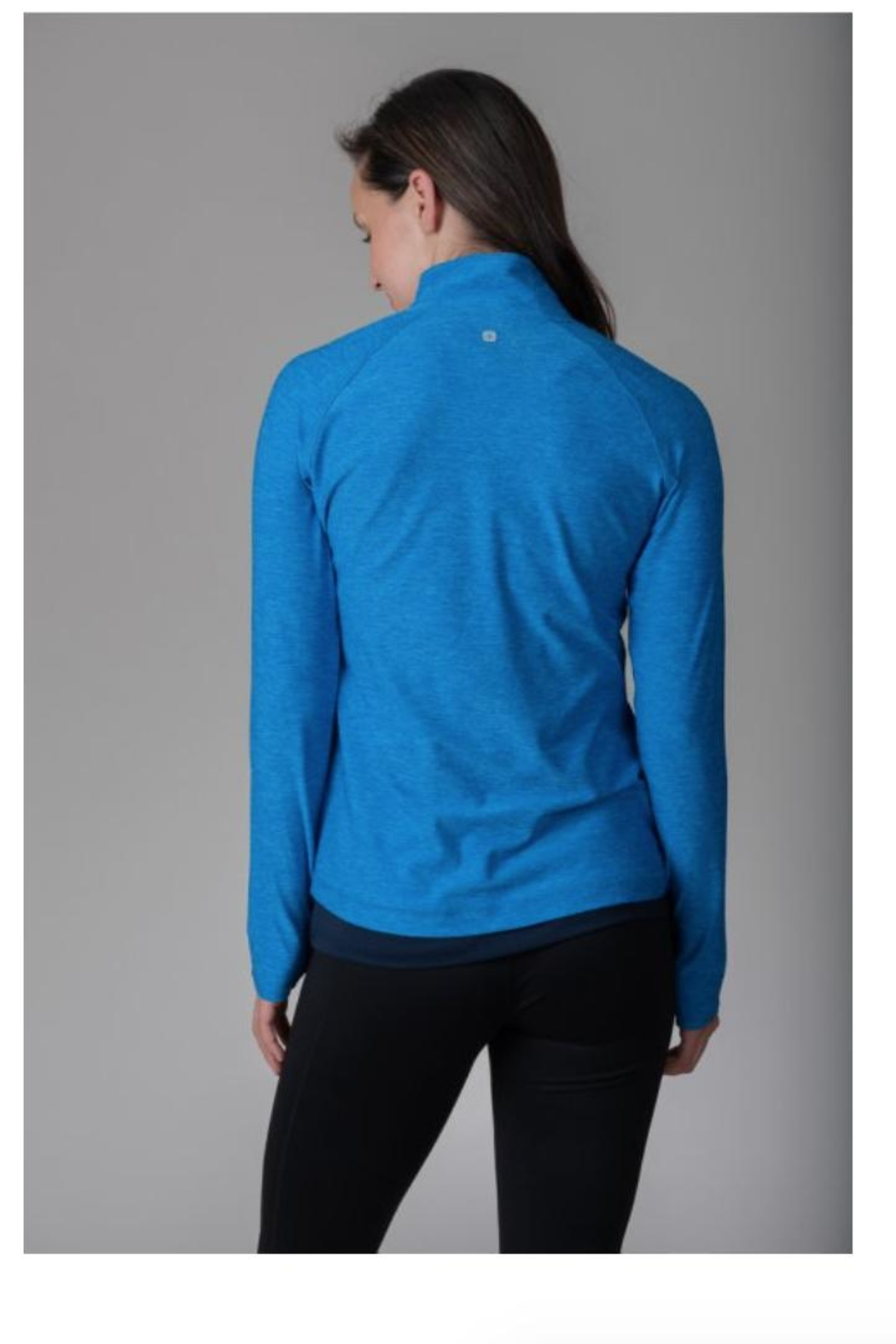 Soybu Quarter Zip Pullover - Front Full Image