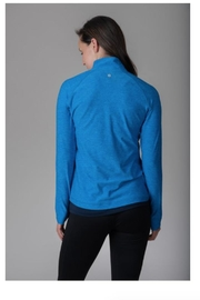 Soybu Quarter Zip Pullover - Front full body